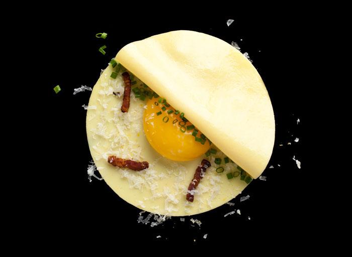 Egg Variation [Photo:Chris Hoover/ Modernist Cuisine, LLC]