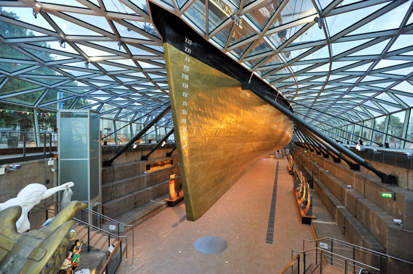 New Studio Theatre At Cutty Sark Life In Luxury