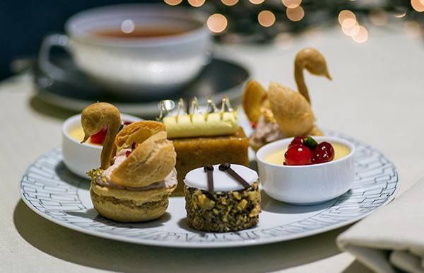 Twelve days of Christmas at Wellington Lounge