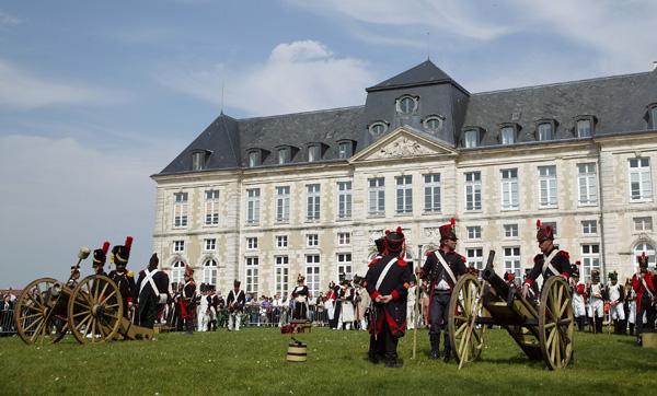 Photo credit - Rencontres Napoléoniennes de Brienne-le-Château, Jean-Marc Livet