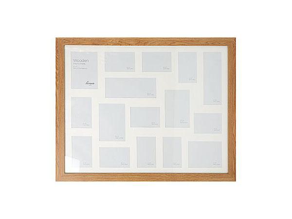 Aperture photo frame