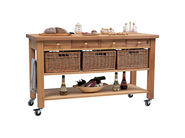 Eddingtons Lambourn butchers trolley