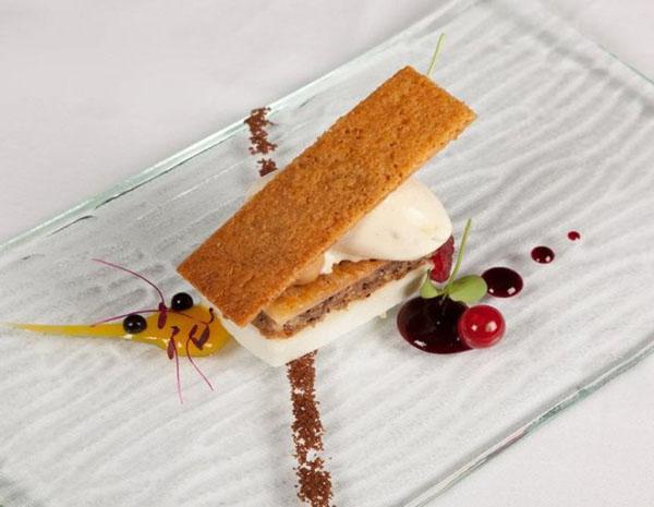 Yeatman dessert