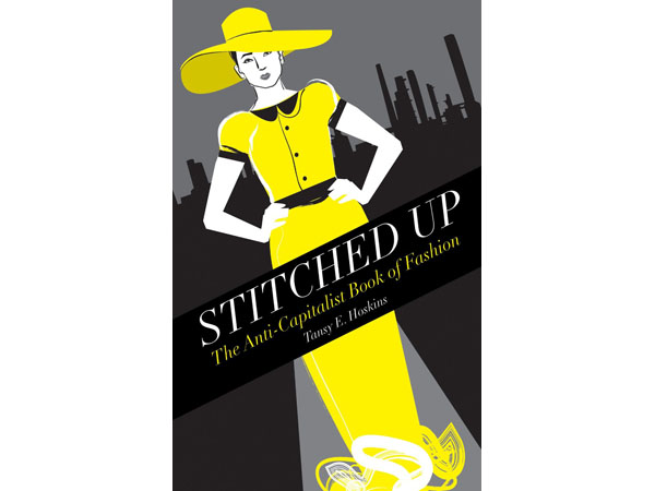 Stitched up by Tansy E. Hoskins