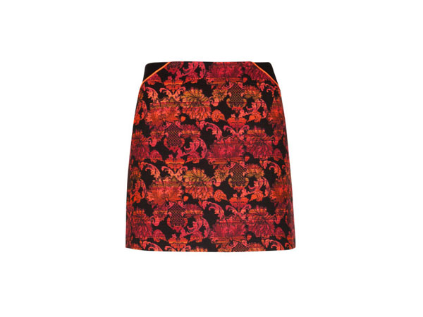 Crinann jacquard mini skirt from Ted Baker