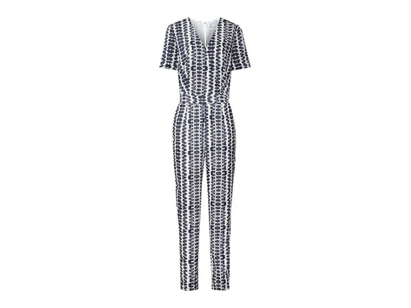 Florence print jumpsuit from Reiss