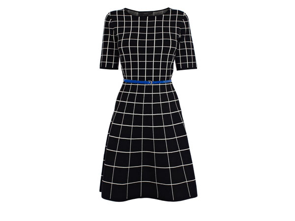 Kim mono check dress from Coast