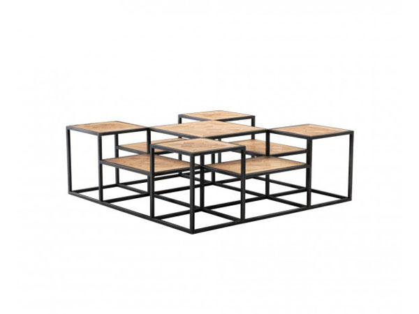Smythson coffee table from Eichholtz
