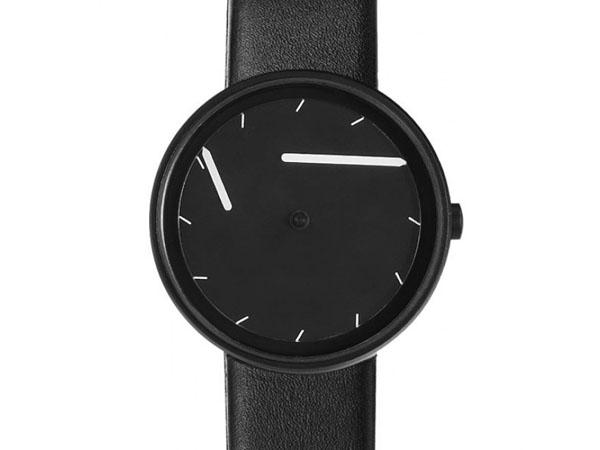 Black Twirler from Projects Watches