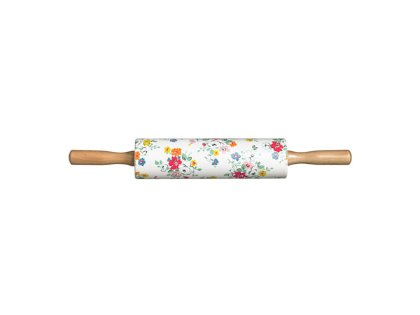 Clifton rose ceramic rolling pin from Cath Kidston