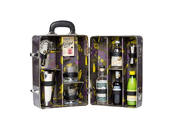 Bramble cocktail case from Tipplesworth