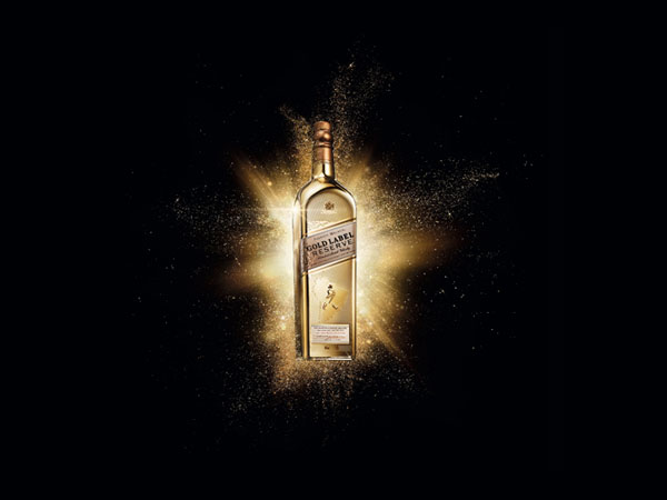 Johnnie Walker Gold Label Reserve Travellers' Edition