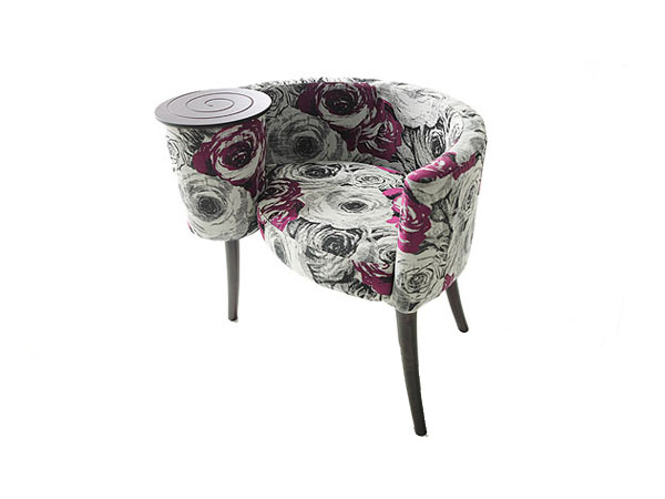 Maya armchair from Darlings of Chelsea