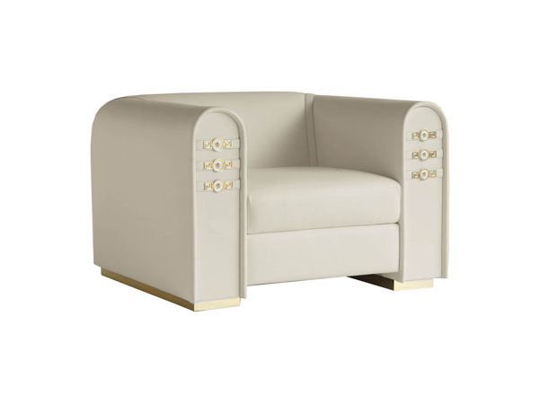 Signature armchair from Versace
