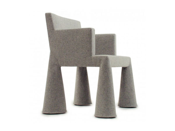 VIP armchair from Moooi