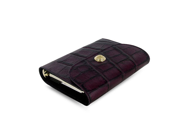 Violet organiser from Temperley for Filofax