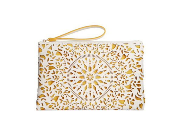 Wristlet clutch from Carlos by Carlos Santana Kailee