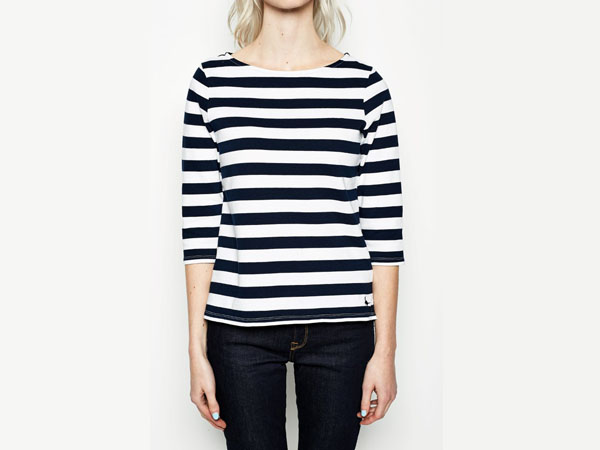 Alburgh Breton top from Jack Wills