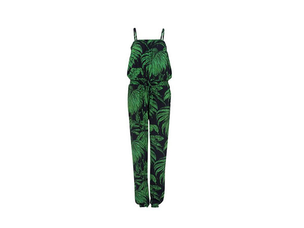 Alhoha lightweight jumpsuit from Desigual