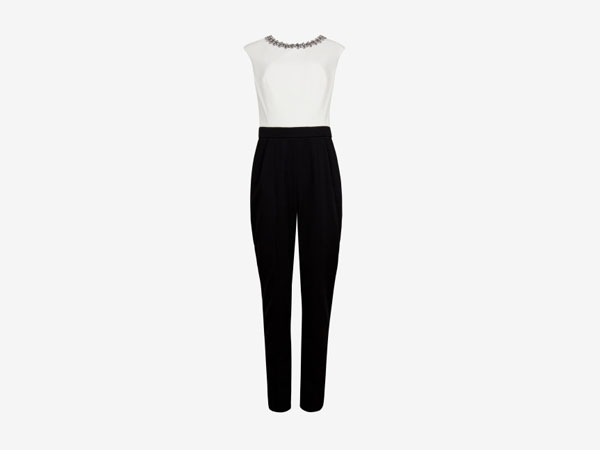 Indya embellished jumpsuit from Ted Baker