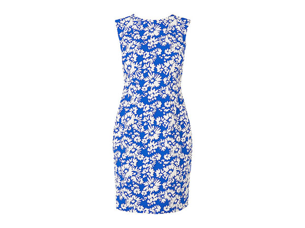 Lyda fitted jacquard dress from L. K. Bennett