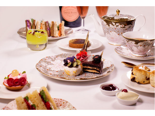 Cuisson afternoon tea