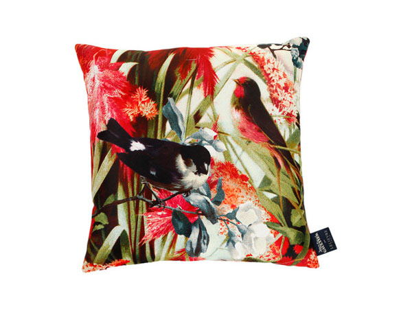 Fideles cushion in Printemps from Jean Paul Gaultier