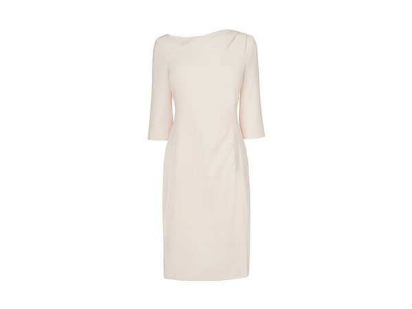 Maria pleat dress from LK Bennett