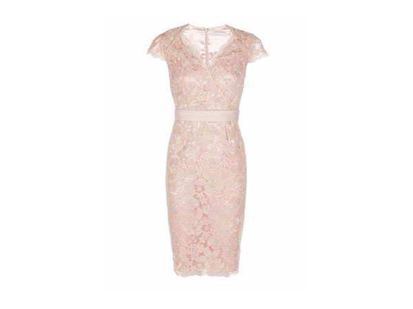 Petit corded lace dress from Jacques Vert