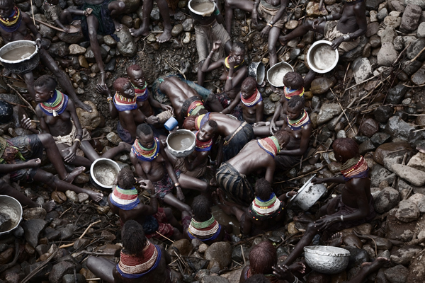 Drought In Kenya, Photography: Stefano De Luigi