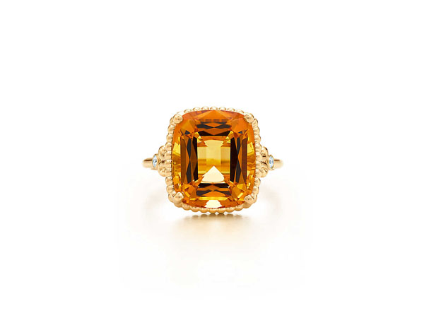 Tiffany sparklers citrine ring from Tiffany & Co