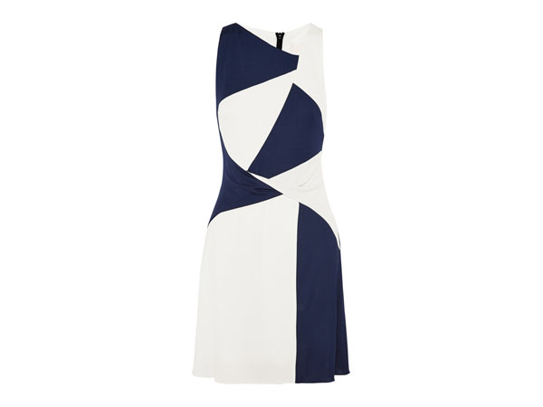 Vanessa paneled jersey dress from Peter Pilotto