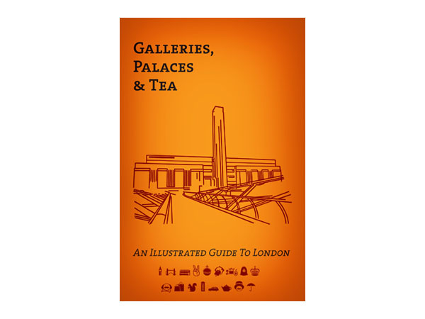 CURLL PRESS - Galleries, Palaces & Tea