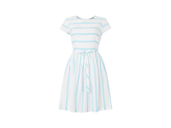 Candy stripe dress from Dickins&Jones