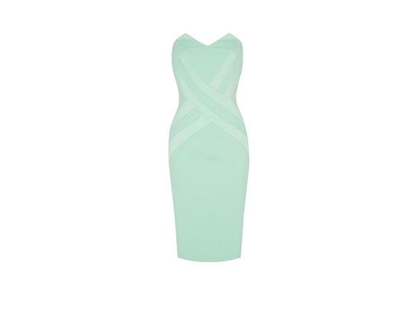 Gratzee bandeau dress from Coast