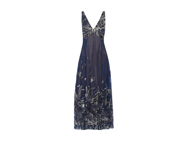 Embellished tulle maxi dress from Marchesa Notte