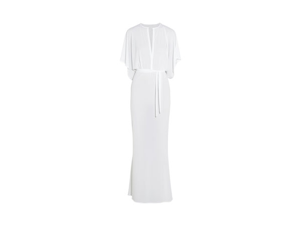 Obie stretch-jersey maxi dress from Norma Kamali