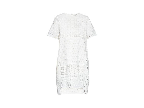 Patchwork broderie dress from Whistles
