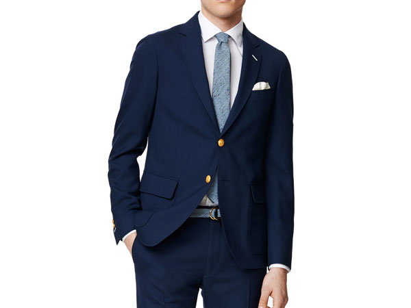 The Hopsack Blazer from GANT rugger