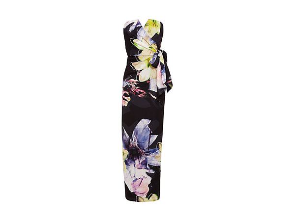 Zuzanna floral print maxi dress from Coast