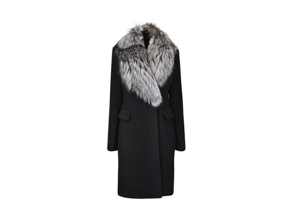 Hepburn coat from Diane Von Furstenberg