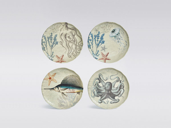Nautical plates from Marks and Spencer
