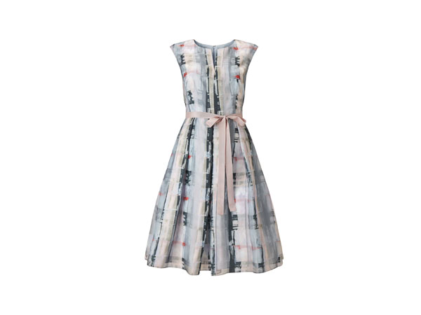 Devere panelled dress from Phase Eight