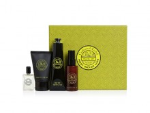 West Indian lime travel kit from Crabtree and Evelyn