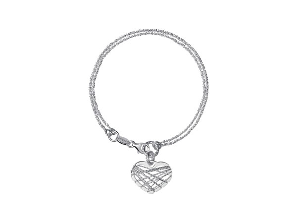 Accessories pick: Dream Catcher heart bracelet from Links of London
