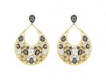 Fashion pick: Dorado earrings from Swarovski