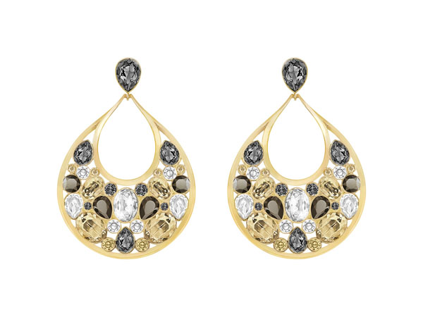 Fashion pick: Dorado earrings from Swarovski