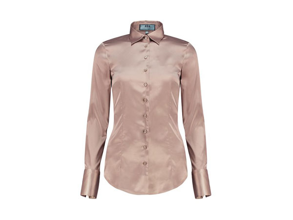Fashion pick: Fitted satin shirt from Hawes & Curtis