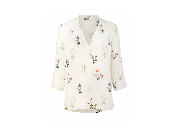 Aria print blouse from Phase Eight