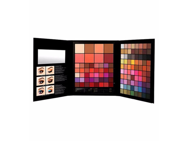 Beauty school dropout palette alumni collection from NYX